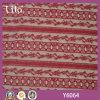 Ткань шнурка нового вязания крючком Lita французская для платья вечера