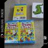 Cartão de jogo de educação do Japão para crianças