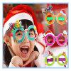 Vidros bonitos baratos do PVC do Natal dos vários projetos