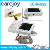 12 électrocardiographe EKG-903A3 de machine de la Manche ECG du fil 3