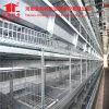 Gabbia su grande scala del pollo di strato della batteria del pollame di uso dell'azienda agricola da vendere