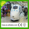Diseño del nuevo tren bala Trackless mini tren para ir de compras Mall