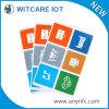 Etiquetas engomadas caseras de RFID Ntag213 para fácilmente la vida