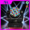 Mini RGBW luz de la etapa de la viga del LED