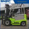 De Elektrische Vorkheftruck van de Kwaliteit van China 2.5t met Prijs 48V/630ah