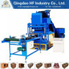 صغيرة طين خرسانة قالب آلة يشتبك قرميد [موولد] آلة [هف4-10] آليّة تركة قرميد يجعل آلة في كينيا