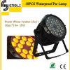 DMX caldi 200W IP65 impermeabilizzano gli indicatori luminosi di PARITÀ di 18PCS LED