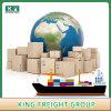 O transporte de mercadorias do Mar da China para a América do Sul do Brasil/Argentina/URUGUAI
