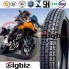 Pneu/pneu en caoutchouc de moto du contenu 2.50-17 de 55%