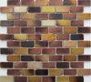 Il mattone di stile dell'oggetto d'antiquariato della fronte di taglio del Matt gradice il mosaico di cristallo (CFC613)