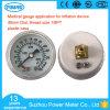 1.5inch 1.5 '' пластичный датчик случая 30ATM медицинский для приспособления взвинчивания