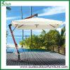 Blocco per grafici di legno del patio dell'ombrello del giardino del parasole esterno di lusso dell'hotel (YG-U193)