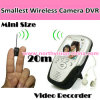 2.4G Wireless Mini Camera с 2.5inch DVR Receiver