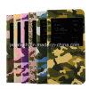 Camuflaje Skin Window Visión Leather Caso para el iPhone 6 Plus
