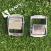 25mm verzinkte Nocken-Faltenbildung für gewebtes Material