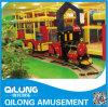 Train électrique d'amusement de bonne foi (QL-9)