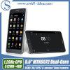 N9000W 5.5のインチ480*854 HDスクリーンMtk6572は二重SIM WiFiの安くスマートな電話コア二重カメラの携帯電話のアンドロイド4.2.2 OS二倍になる
