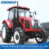 Diselの農場トラクターのYtoエンジンおよびF16+R8ギヤ80HPトラクター