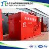Estação de tratamento de esgoto do campo de perfuração com suporte técnico de por vida