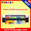 도매가! ! Ud 3208q 의 기계를 인쇄하는 옥외 큰 체재 비닐 쌍두 경 4륜 마차 용해력이 있는 인쇄 기계