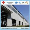 新しいデザインによって組立て式に作られる大きいスパンライト鉄骨構造の研修会か倉庫