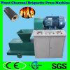 Bajo coste de máquina de fabricación de briquetas de carbón de leña barbacoa