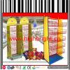 De promoción de alambre de metal Snack-cesta estante de exhibición
