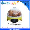 7 huevos Chicken Egg Incubator para Farm
