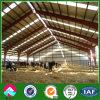 Bâtiment préfabriqué d'agriculture de structure métallique