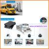 Schulbus-Kamera-Systeme mit dem Phasengleichlauf der überwachung-3G GPS
