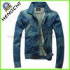 Фабрика сделала куртку джинсовой ткани/куртку джинсыов для взрослых (H-003)