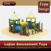 CE Wonder Kidsland plastique Enfants plastique en plein air Aire de jeux (X1224-1)
