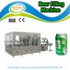 Máquina automática da selagem da água da lata