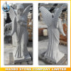Scultura di angelo del granito di qualità da vendere