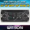 Reprodutor de DVD do carro de Witson para Chrysler 300c com sustentação do Internet DVR da ROM WiFi 3G do chipset 1080P 8g