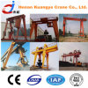 Grab를 가진 MZ 5~10t Double Girder Gantry Crane