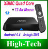 Android TV Box M8 Xbmc Amlogic Quad Core M8 2.0GHz