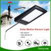 15W 108 LED 옥외 안전 태양 정원 가로등 마이크로파 레이다 운동 측정기 태양 램프