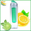 Tritan/as BPA는 로고를 가진 레몬 물병을 해방한다