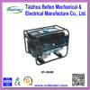Uso elettrico della casa del generatore della benzina del collegare di rame di Bt-6500b 13HP 5kw
