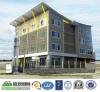 Edificio de oficinas de la alta construcción de acero de la subida en Nigeria