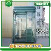 Huis van de Veiligheidsagent van de Glasvezel van de lage Prijs het Goedkope Mobiele Draagbare Prefab