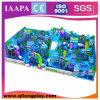 Спортивная площадка малышей крытая для сбывания (QL--039)