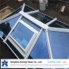 Glace r3fléchissante de la chaleur bleue de teinte pour le toit