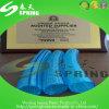 De couleurs boyau/canalisation tressés multi de l'eau de jardin de PVC de fibre légère d'odeur non