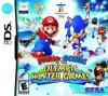 Cartão de jogos novo de DSI - Mario&Sonic nos jogos olímpicos do inverno
