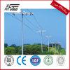 los 10m galvanizaron la energía eléctrica poste
