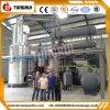 Olio nero usato sistema di vuoto di Tongrui che ricicla macchina