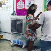 Condicionador de ar portátil popular do refrigerador de ar em Brasil