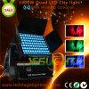 2017 de Wasmachine 10W*96PCS RGBW LEDs van de hete LEIDENE van de Verkoop Muur van de Stad Waterdicht met Ce, RoHS, FCC